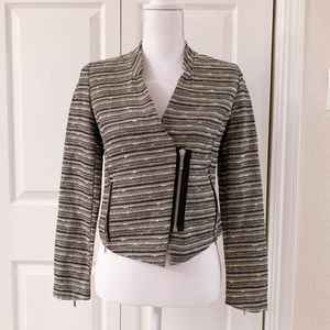 Mossimo Tweed Jacket